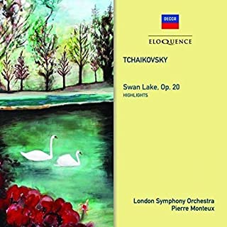 Tchaikovsky: Swan Lake, Op. 20 Highlights by Pierre Monteux (B01B4GBVIS) | Amazon price tracker / tracking, Amazon price history charts, Amazon price watches, Amazon price drop alerts
