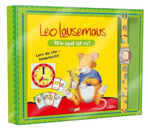 Leo Lausemaus - Wie spät ist es?