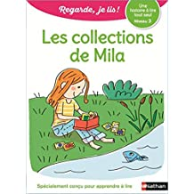 Regarde, je lis - Lecture CP Niveau 3 - Les collections de Mila