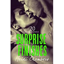 Erotica: Surprise Finishes (New Adult Romance Multi Book Mega Bundle Erotic Sex Tales Taboo Box Set)(New Adult Erotica, Contemporary Coming Of Age Fantasy, Fetish) (English Edition)