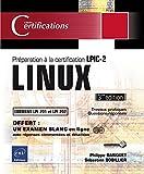 Image de LINUX - Préparation à la certification LPIC-2 (examens LPI 201 et LPI 202) - 3ième édition