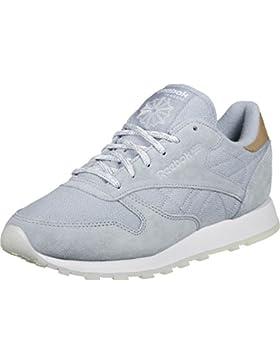 Reebok Damen Schuhe / Sneaker Classic Leather Sea-Worn