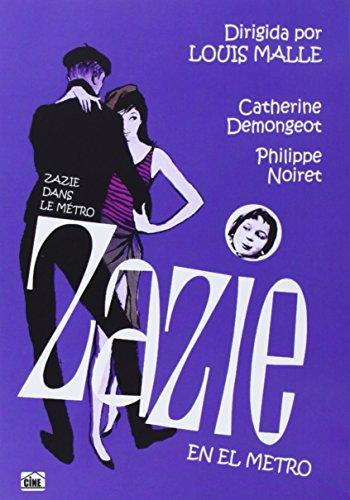 Zazie Dans le metro - Zazie en el metro - Louis Malle - Catherine Demongeot.