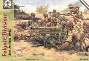 Waterloo Division DE ARTILLERIA Ligera FOLGORE