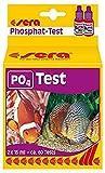 Sera Phosphat po4 Test-Bio-condizionatori per acquari, Multicolore, 2 x 15 ml