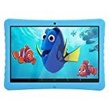 Tablet PC per bambini Tablet Android,Kids Tablet,Android,Full HD,10 Inches,wifi BENEVE (Blu)