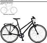 vsf fahrradmanufaktur T-700 Shimano Alfine 11-G HS22 Trekking Bike 2019 (28