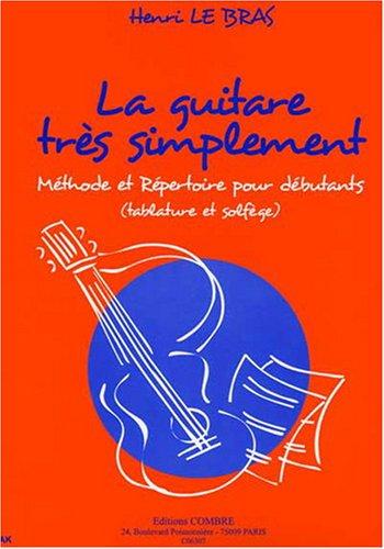 La Guitare très simplement par Lebras
