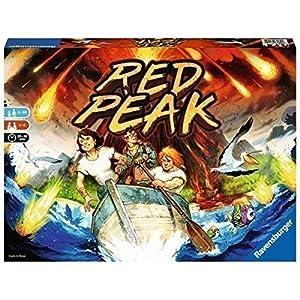 Ravensburger Red Peak Juego de Mesa de Carreras Niños y Adultos - Juego de Tablero (Juego de Mesa de Carreras, Niños y Adultos, 20 min, 30 min, Niño/niña, 10 año(s))