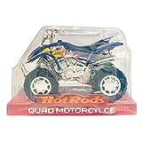 Invero® Mini Modell Plastic Friction Quad Bike-Spielzeug für Kinder Kinder-Spiel-Geschenk-Geschenk
