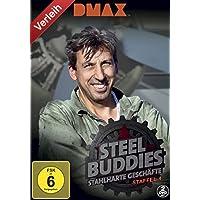 Steel Buddies - Stahlharte Geschäfte - Staffel 4