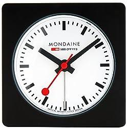 Mondaine Unisex-Armbanduhr Analog ohne A996.ALIG.20SBB
