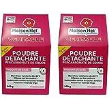 Maison Net Poudre Détachante Percarbonate de Soude 500 g - Lot de 2