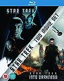 Star Trek / Star Trek Into Darkness Double Pack [Blu-ray] [2009] [Region Free]