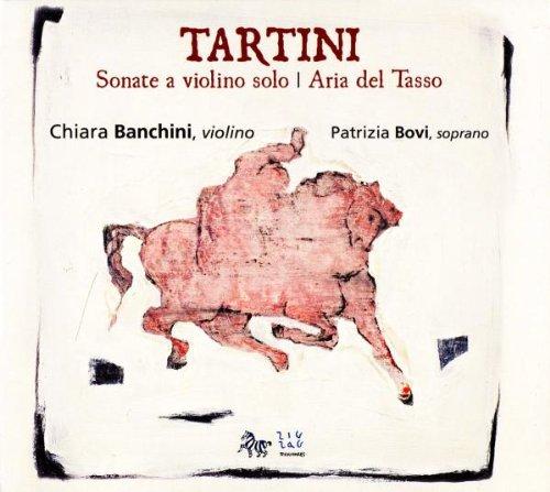 Sonates pour violon : sonate a violini solo / Aria del tasso
