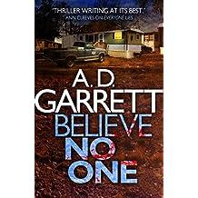 Believe No One (DI Kate Simms Book 2)