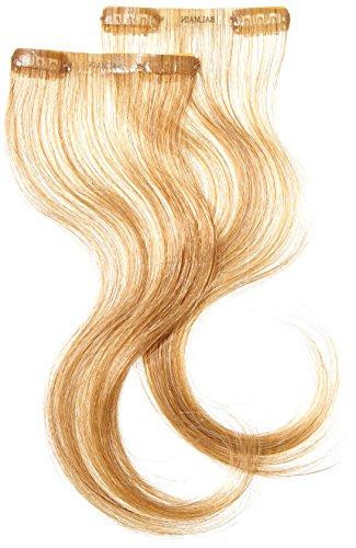 Estensioni cintura Balmain biondi clip di capelli
