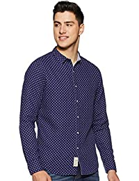 Levi's Men's Printed Regular fit Casual Shirt