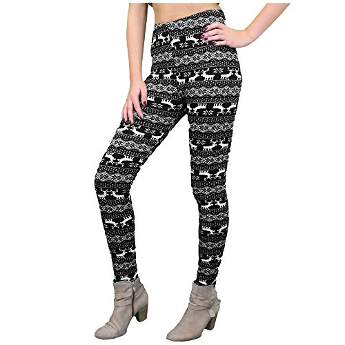 Pardalix-Damen-Leggings-Teddy-Fleece