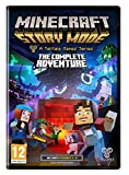 Minecraft Story Mode Complete Adventure (PC DVD) - [Edizione: Regno Unito]
