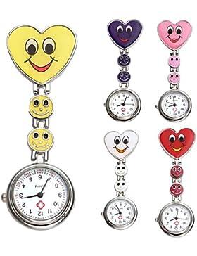 JSDDE Uhren,5x Krankenschwester