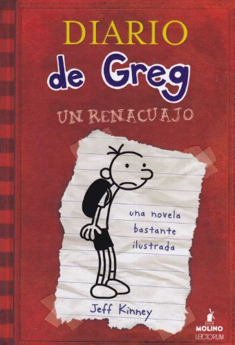 Diario de Greg - Diary of a Wimpy Kid Spanish 7-Book Set