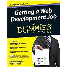 Getting a Web Development Job For Dummies
