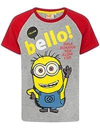 8cdd8bfce5281 Moi, Moche et Méchant - T-Shirt Minion  Yellow Bello!  -