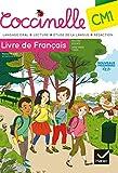 Coccinelle CM1 : Livre de français