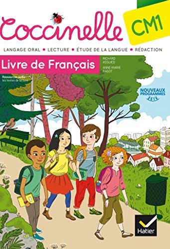 Coccinelle Français CM1 éd. 2016 - Manuel de l'élève