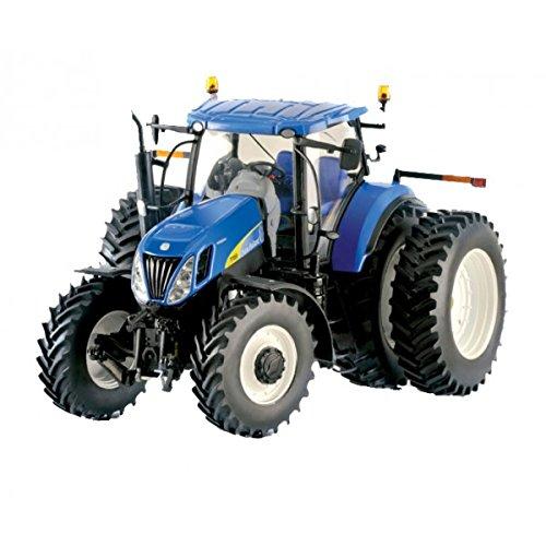 New Holland T7050 Dual-Row Crop Hinterrad Traktor -