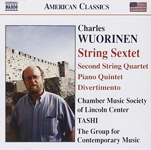 Sextette pour cordes, Second Quatuor pour corde, Quintette pour piano...