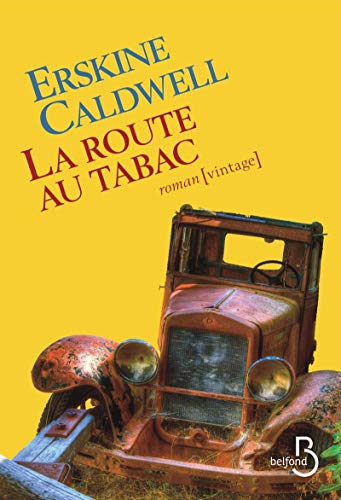 La Route au tabac par Erskine CALDWELL