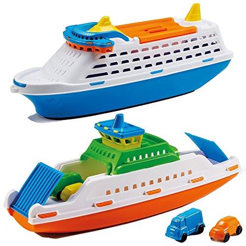 Spielzeugboot und -fähre für Kinder von URBNLIVING., Cruise Boat