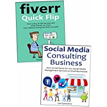 How to Be a Freelancer or Consultant: Fiverr Service Selling & Social Media Consulting (English Edition)