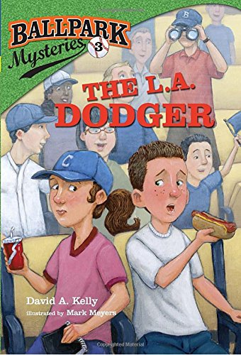The L.A. Dodger (Ballpark Mysteries)