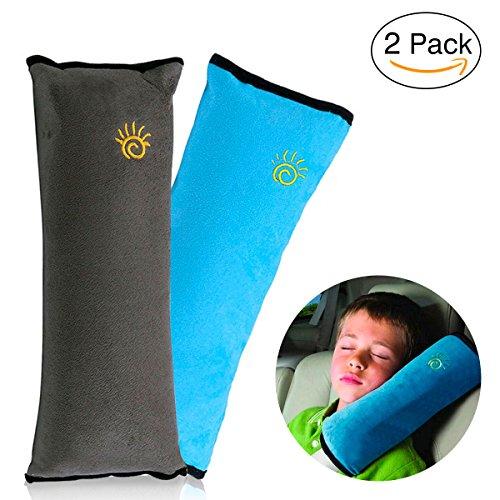 sasm 2Pack Baby Kinder Sicherheitsgurt Auto Sicherheitsgurte Kissen Schulter Schutz