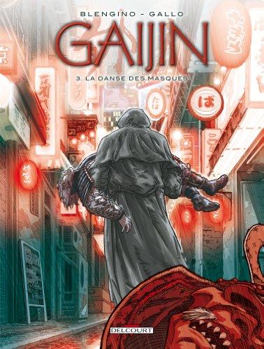 Gaijin, Tome 3 : La danse des masques