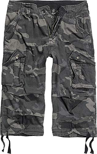 Brandit Urban Legend 3/4 Short Darkcamo 3XL -