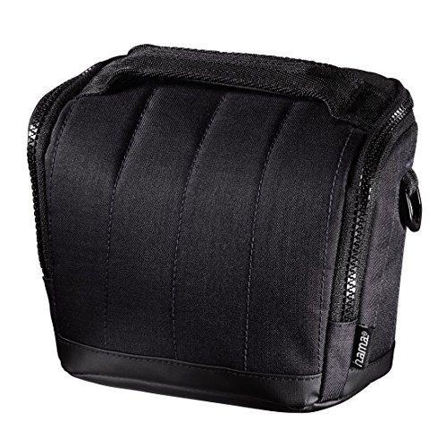 Hama Kameratasche (für Systemkamera, Innenmaße 16 x 9 x 14 cm, Treviso 110) dark petrol