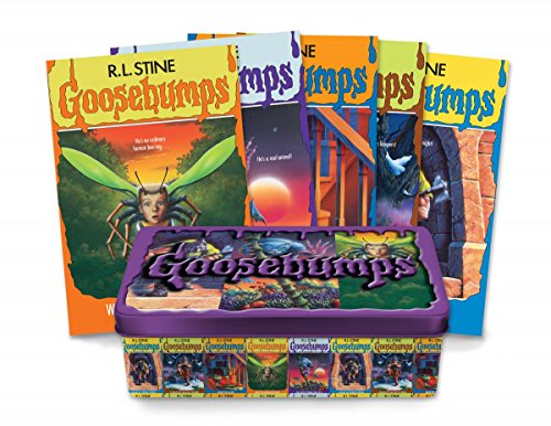 Goosebumps 25th Anniversary Retro Set por R.L. Stine
