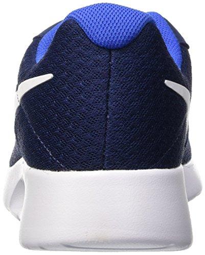 Nike Herren Tanjun Laufschuhe Blau (Midnight Navy Blau/Weiß/Game Royal Blau)