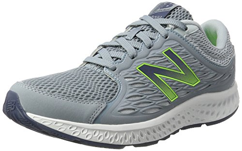 New Balance 420, Zapatillas para Hombre, Gris (Light Grey), 44 EU (9.5 UK)