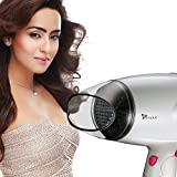 SYSKA HD3600i Ionic Function 1500W Hair Dryer (White Pink)
