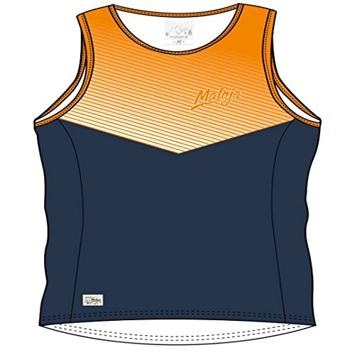 Maloja HankM.Running Jersey Sleeveless Running Jersey (Sleeveless Running Jersey)