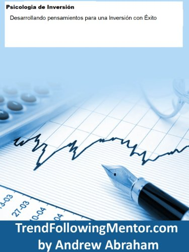 Portada del libro Psicologia de Inversión (Trend Following Mentor)