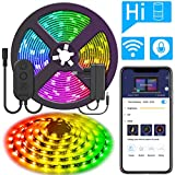 Govee Dreamcolor LED Strip Lichtband, 5M LED Streifen...