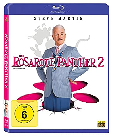 Der Rosarote Panther 2 [Blu-ray] (Aishwarya Rai Filme)