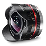 Walimex Pro 7,5 mm 1:3.5 CSC Fish-Eye Objektiv