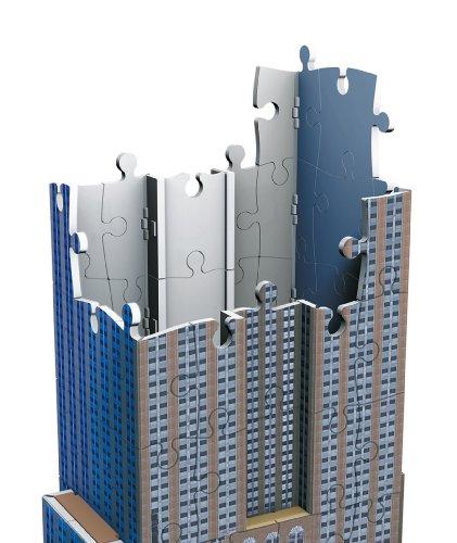 Ravensburger-12553-Empire-State-Building-216-Teile-3D-Puzzle-Bauwerke